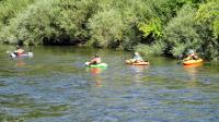Canoë - Kayak devant le camping
