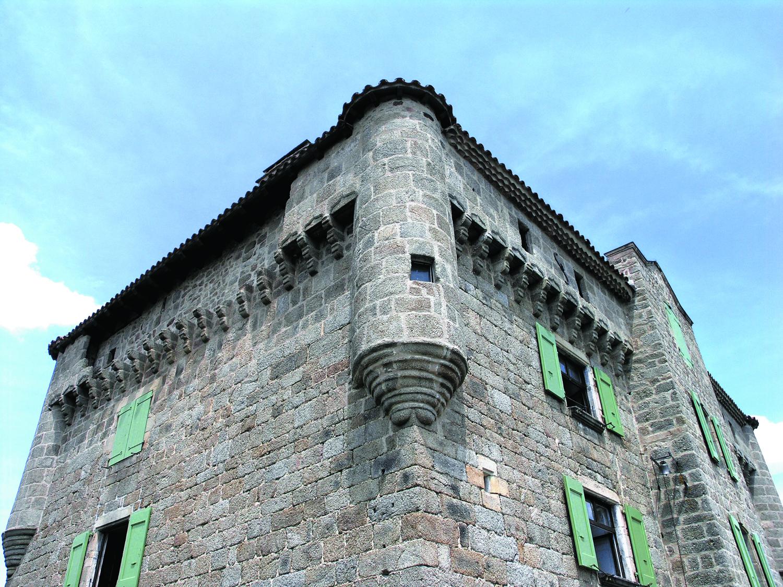 Le château de Condres à coté de Chapeauroux